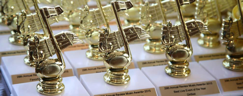29th Annual Review Music Awards  Nominees & Winners
